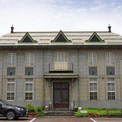 長井市・桑島記念館(旧桑島眼科医院)
