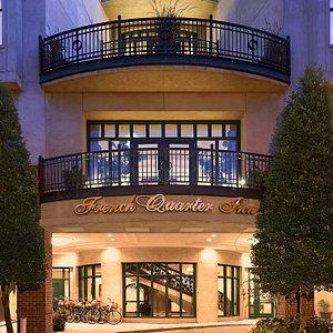 French Quarter Inn Exterior