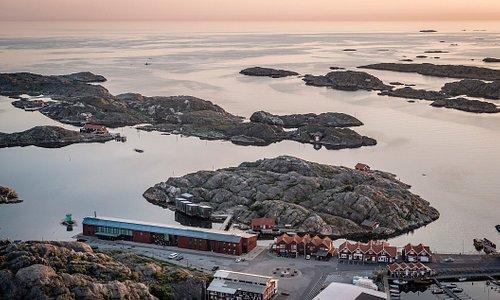 Nordiska Akvarellmuseet, Skärhamn, Tjörn. (Photo: Per Pixel)