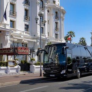 Bus GT Premium 53 places