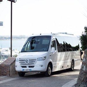 Minibus PREMIUM 22 places