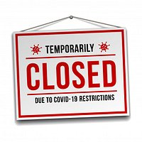 Temporarily Closed, no plan to open soon.