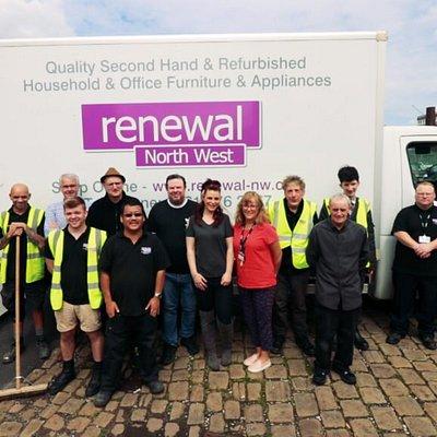 The team at Renewal