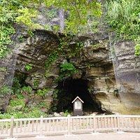 横須賀市・権現洞窟