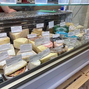 Aldreds Fine Cheese
