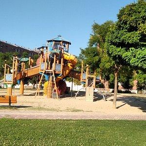 Parque Darwin
