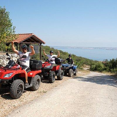 Off road ATV tours