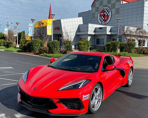 The National Corvette Museum is a 115,000 square foot facility celebrating the past, present and future of America's Sports Car.