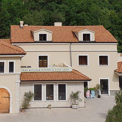Wine house Ivan Katunar