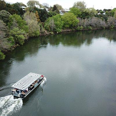 Calm water cruising year round ..