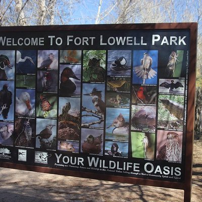 Welcome to Fort Lowell Park