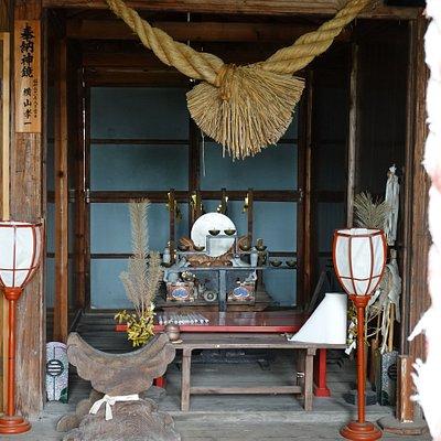長井市・稲荷神社