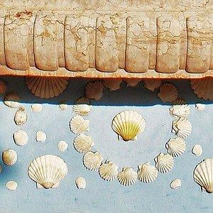 Fontana delle conchiglie