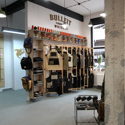 Welcome to our Concept Store. Here you will find Professional Aprons and Urban Backpacks, handmade in Bulgaria.