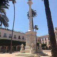 """Monumento a los """"coloraos"""""""