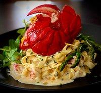 Maine Lobster Alfredo