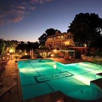 La villa Novecento