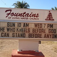 Fountains of Living Water Church