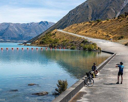 Lake Ohau Weir, Alps 2 Ocean