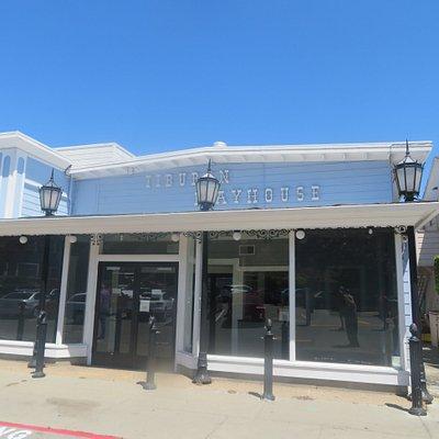 Cinema West - Tiburon Playhouse Tiburon, California