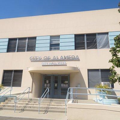City Hall West, Alameda, Ca