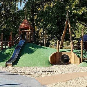 Cerka-firka Playground Budapest - Gellert Hill