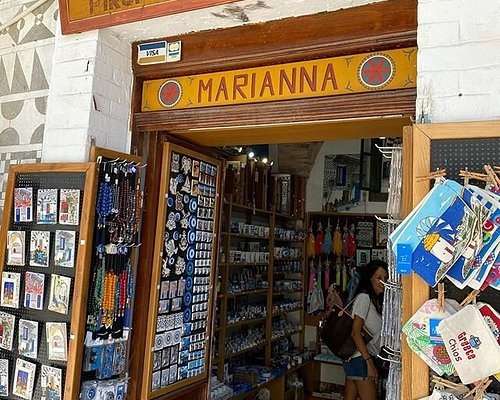 Marianna Shop. Souverir, local hand made art