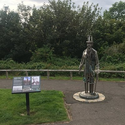 Henry Pease Statue