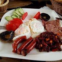 English Breakfast - best tasty ever