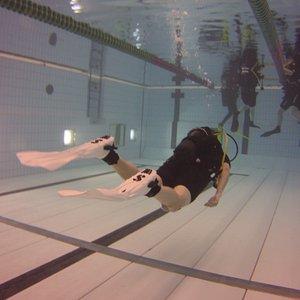 Try scuba diving courses.