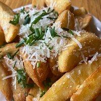 Parmesan & Truffle Chips