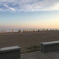 GradoPineta, spiaggia
