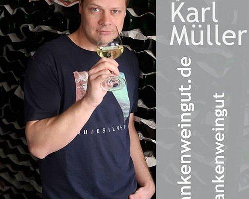 Juniorchef Markus Müller