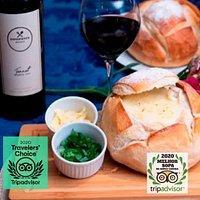 Estamos entre os 10% dos Melhores Restaurantes do Mundo. Também com a Melhor Sopa da Serra Gaúcha!