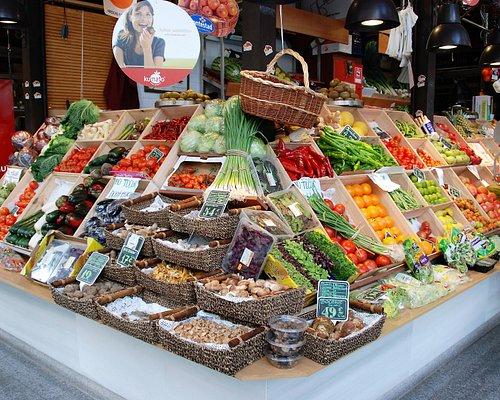 Souvenirs de mes Voyages --- Espagne -- Madrid -- El Mercado San Miguel 20.08.09