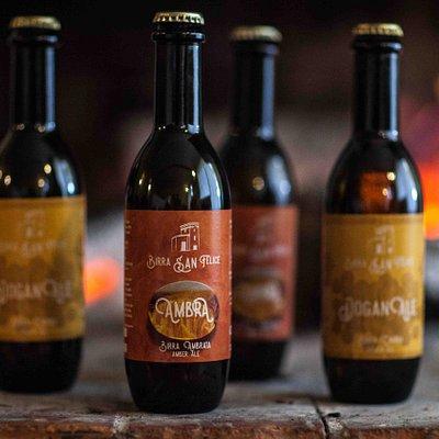 Le nostre birre e