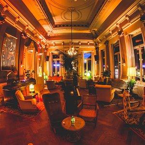 Our lovely ballroom..