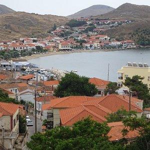 Tourkikos Gialos of Myrina - Lemnos, Greece