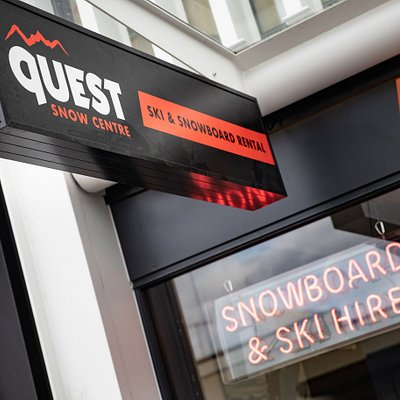Locally owned and operated for over 20 years, and conveniently located in the heart of Queenstown, Quest Snow Centre is the perfect place to begin your snow holiday. We pride ourselves on our quality, service and knowledge, and are committed to making your rental experience easy and enjoyable.