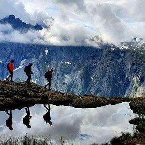 Litlefjellet hiking trip