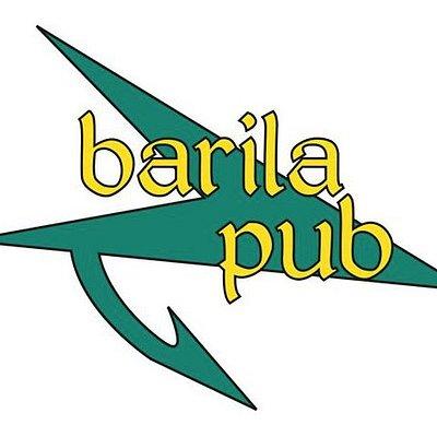 Barila er en supertrivelig liten pub med beliggenhet sentralt i Alta sentrum, på hjørnet av parksenteret.   På Barila vanker en herlig blanding av mennesker mellom 18-70 år! Vafler, kaffe, pils og noe mer å bite i serveres hver dag av knalltrivelig betjening.  Barila har en intimscene som benyttes flittig til den ukentlige BarilaJam,  men også til konserter innenfor alt fra rock til opera. Barila er også involvert i gjennomføringen av flere av byens festivaler, og samarbeider gjerne med tilbyder
