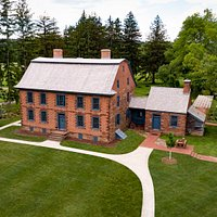 The Dey Mansion was built circa 1780, once served as General George Washington's headquarters.