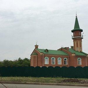 Мечеть в Новокуйбышевске
