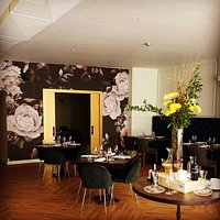 Our Beautiful dining room awaits you!