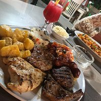 Mixed Grill Before