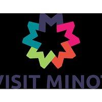 Visit Minot Logo #MagicInMinot