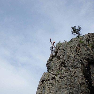 L'escalade au Thaurac !
