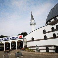 Magnifique petit mosquee dans le limbourg, Genk À visiter absolument 🕌👌