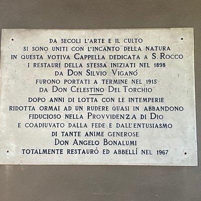 Chiesa S.Rocco di Campagnano