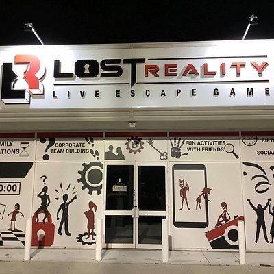 LOST REALITY Storefront